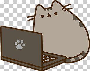 Pusheen A Love For Cats Telegram Sticker PNG