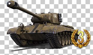World Of Tanks Heavy Tank United States T-34-85 PNG