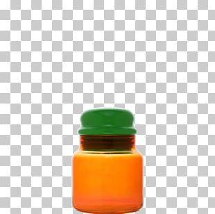 Glass Bottle Liquid Wax PNG