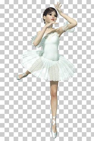Ballet Dancer Ballet Flat Animation PNG