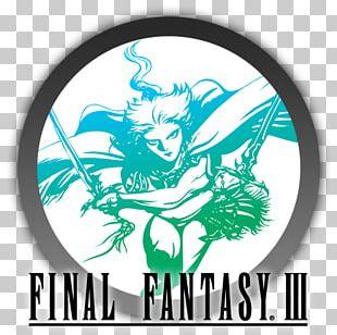 Final Fantasy III Final Fantasy: Brave Exvius Final Fantasy X Video Game Square Enix PNG