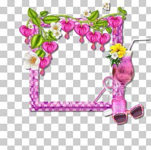 Frames Floral Design Photography Film Frame PNG