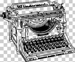 Paper Royal Typewriter Company Drawing PNG