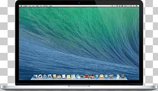 MacBook Pro OS X Mavericks Apple MacBook Air PNG