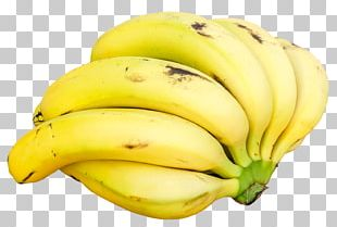 Saba Banana Fruit Food Stomach PNG
