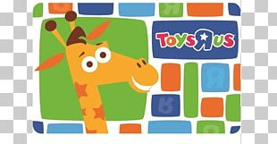 """Toys """"R"""" Us Gift Card Discounts And Allowances PNG"""
