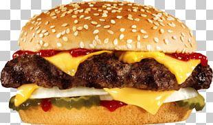 Hamburger Chicken Sandwich Cheeseburger Whopper Veggie Burger PNG