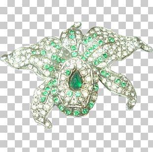 Jewellery Gemstone Brooch Bling-bling Emerald PNG