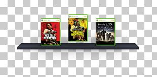 Xbox 360 Video Game Console PNG