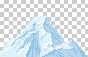 Floating Iceberg In Blue Water, Vector Cartoon Icon Royalty Free Cliparts,  Vectors, And Stock Illustration. Image 88935564.