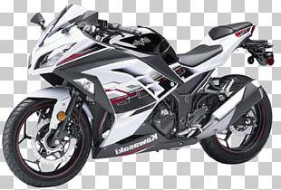 Kawasaki Ninja 300 Kawasaki Motorcycles Motorcycle Fairing PNG