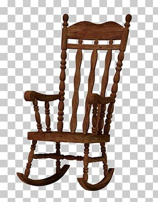 Table Rocking Chair Furniture PNG
