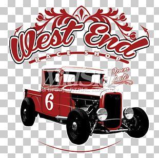 Vintage Car Model Car Motor Vehicle Hot Rod PNG