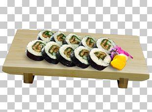 California Roll Sushi Japanese Cuisine Gimbap Teppanyaki PNG