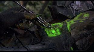 Predator Dutch Alien Film Jungle PNG