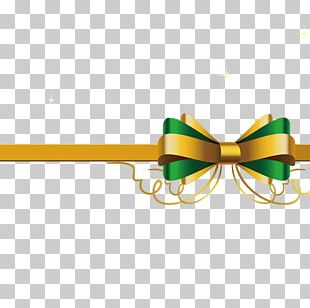 Bow Tie Shoelace Knot Ribbon PNG
