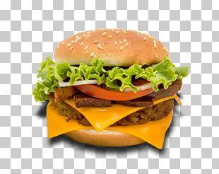 Hamburger Cheeseburger Ham And Cheese Sandwich Fast Food PNG