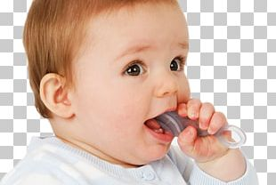 Infant Brush-Baby Chewable Toothbrush & Teether Baby Food PNG