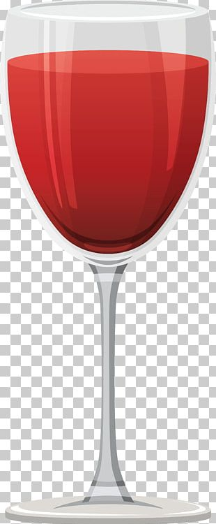 Red Wine White Wine Glass PNG
