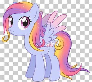 My Little Pony Princess Luna Horse Glittering Cloud PNG