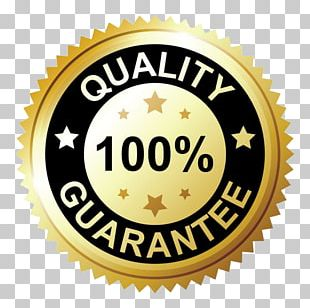 Quality Control Guarantee Quality Assurance Label PNG