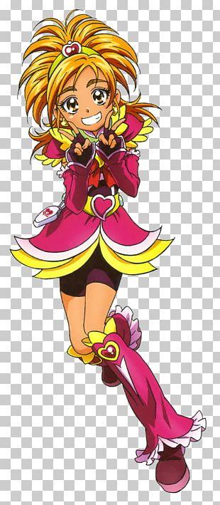 Saki Hyuuga Mai Misho Nagisa Misumi Pretty Cure All Stars PNG