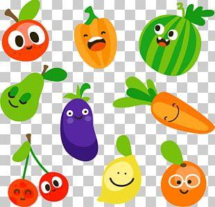 Vegetable Fruit Food Graphics PNG