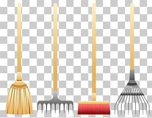 Rake Website Broom PNG