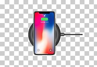 Mophie Quick Charge Qi IPhone X / 8 Plus / 8 Wireless Charging Pad Apple IPhone 7 Plus Inductive Charging Apple IPhone 8 Plus PNG