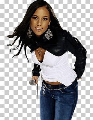 Alicia Keys Singing PNG