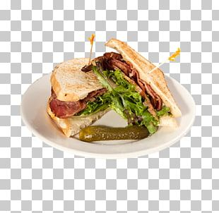Ham Breakfast Sandwich Montreal-style Smoked Meat Food BLT PNG