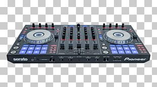 DJ Controller Disc Jockey Serato Audio Research Pioneer DJ Scratch Live PNG