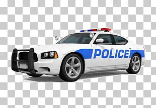 Police Car Police Officer PNG