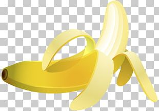 Banana Yellow PNG
