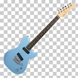 Electric Guitar Cort Guitars Bass Guitar Fender Stratocaster PNG