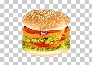 Hamburger Potato Pancake Chicken Sandwich Fast Food Pizza PNG