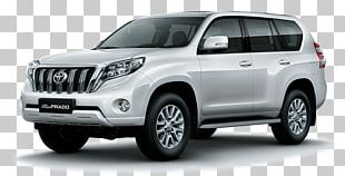 Toyota Land Cruiser Prado 2017 Toyota Land Cruiser Sport Utility Vehicle Car PNG