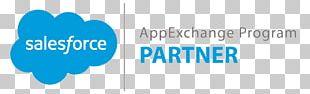 Salesforce.com Customer Relationship Management Partnership Business PNG
