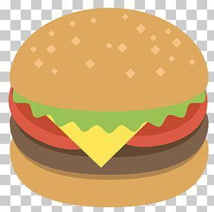 Cheeseburger Hamburger French Fries Emoji Taco PNG