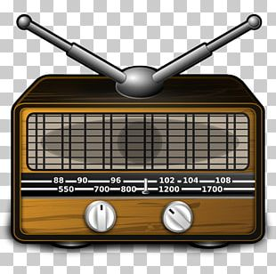 Golden Age Of Radio PNG