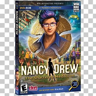 Nancy Drew: The Shattered Medallion George Fayne Nancy Drew: Ghost Of Thornton Hall Nancy Drew: The Deadly Device PNG