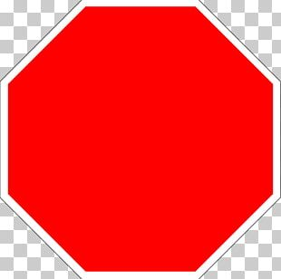 Stop Sign Symbol Manual On Uniform Traffic Control Devices PNG