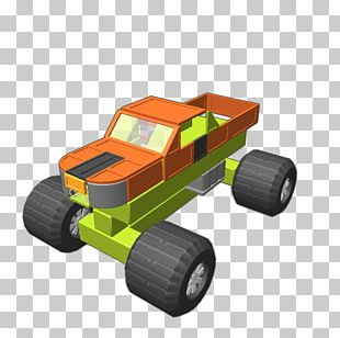 Motor Vehicle Tires Radio-controlled Car Monster Truck Wheel PNG