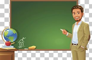 Teacher Blackboard Student PNG