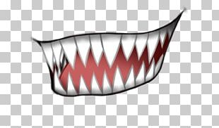 Mouth Canine Tooth Anime Smile PNG