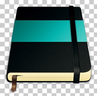 Paper Moleskine ICO Notebook Icon PNG