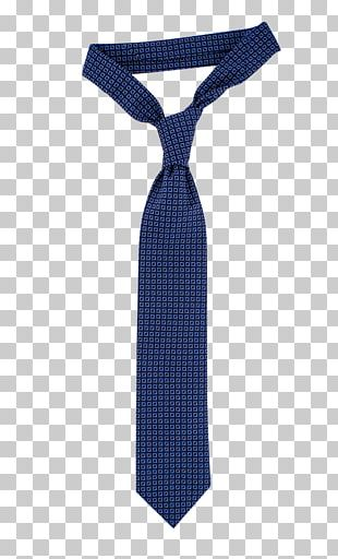 The 85 Ways To Tie A Tie Necktie Bow Tie Blue PNG