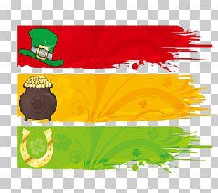 Banner Printing Illustration PNG