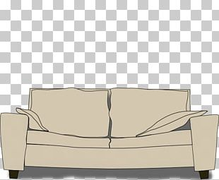Couch Furniture Scalable Graphics PNG
