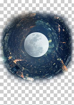 Moon Universe Night Sky PNG